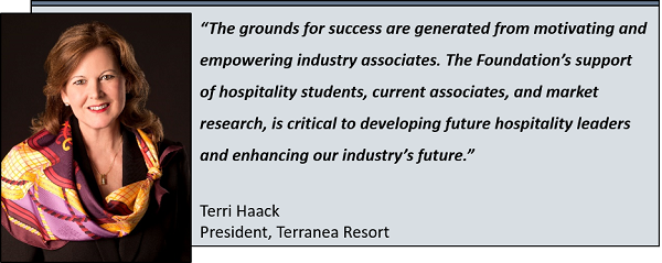 Terri Haack Quote