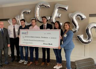 AHLEF AWARDS $1.3 MILLION IN SCHOLARSHIPS TO HOSPITALITY STUDENTS