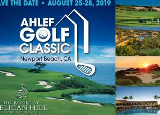 JOIN US FOR AHLEF's GOLF CLASSIC